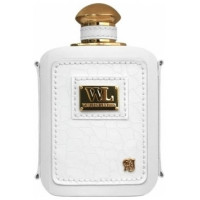 Alexandre J Western Leather White 100 мл