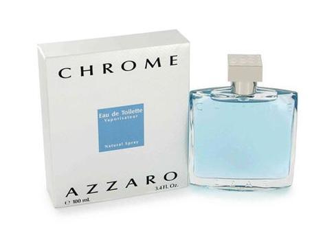 духи Azzaro Chrome, купить духи Аззаро Хром мужские