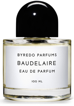Byredo Baudelaire, купить Байредо Бауделаир