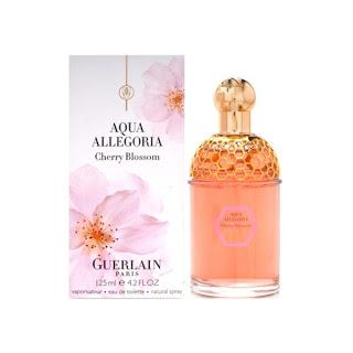 Guerlain Aqua Allegoria Cherry Blossom, купить Герлен Акваа Аллегория Чери Блоссом