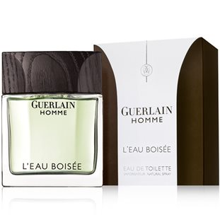 Guerlain Homme L'Eau Boisee, купить Герлен Хом Ль Оу Боисе