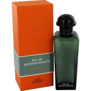 Hermes Eau De Gentiane Blanche, купить Гермес Оу Де Джентиан Бланше